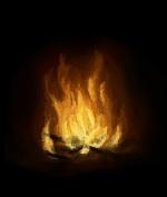 Le feu, by Schnouk
